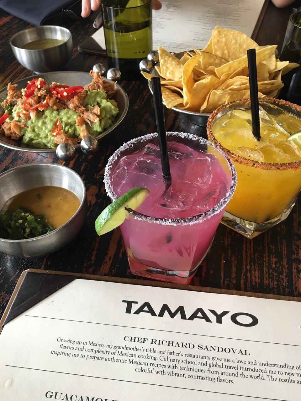 Photo of Tamayo
