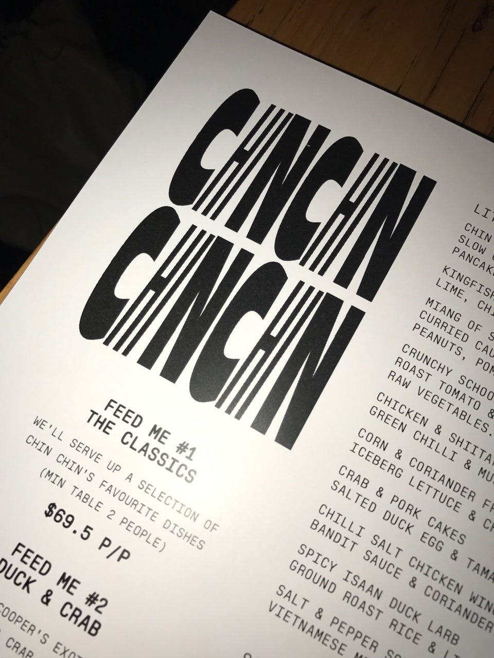 Photo of Chin Chin