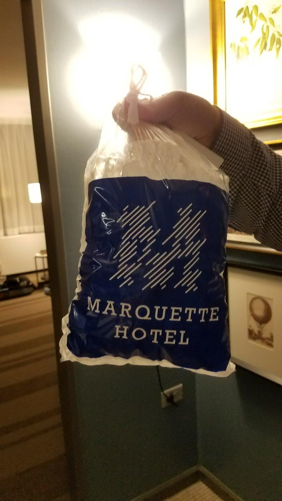 Photo of Marquette Hilton