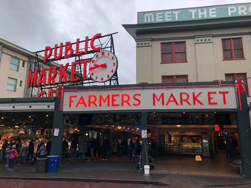 Photo of Pike Place Public Market
