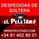Despedidas de Soltera - El Peletazo - Madrid