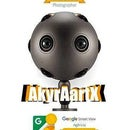 AkyrA artX Tour Virtual 360°🚁♻📷📹📍🌍🏝📌🖼
