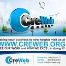 CreWeb Design www.CreWeb.org