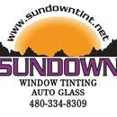 sundown window tint