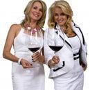 The Wine Ladies Georgia and Susanne