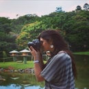 Uma Turista Local Em Joinville