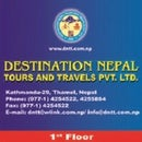Destination Nepal Tours and Travels