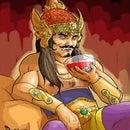 Raja BerSiong @SG Merong Mahawangsa