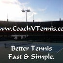 www.CoachVtennis.com CoachV=William