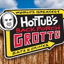 Hot Tub's Back Porch Grotto