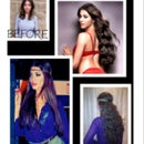 Impressive hair extensions