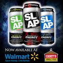 Slap Energy Drinks