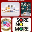 Sore No More Natural Pain Relieving Gels