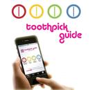 Toothpick Guide La Guía Palillo