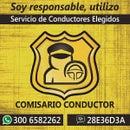 COMISARIO CONDUCTOR