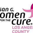Susan G Komen LA County