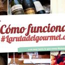We are #Larutadelgourmet.cl! Follow Us!
