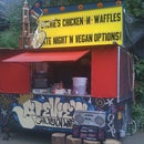 Stevies Chicken N' Waffles Mmm MMM!
