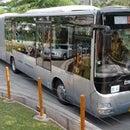 Halte Busway Koridor I - V