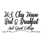 H.S. Clay House Bed & Breakfast