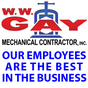 W.W. Gay Mechanical Contractor, Inc.