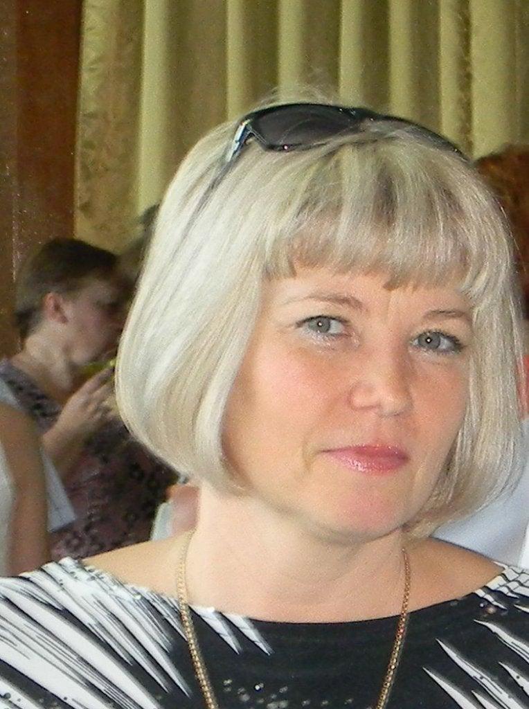 Оксана Науменко