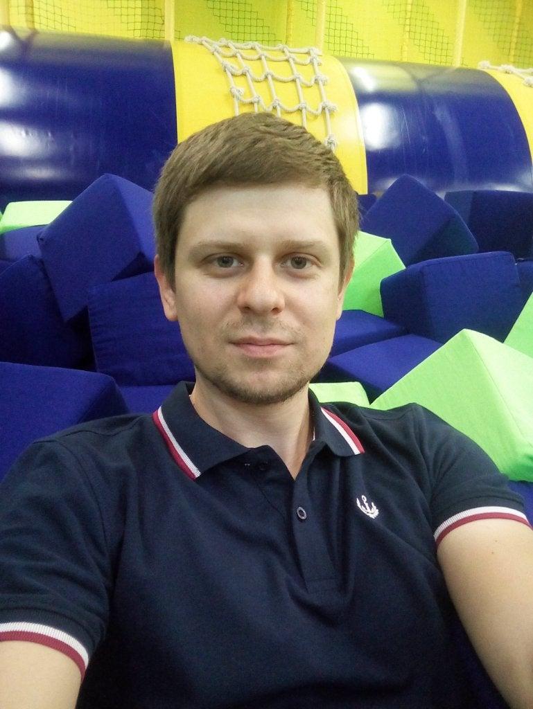 Евгений Прудников