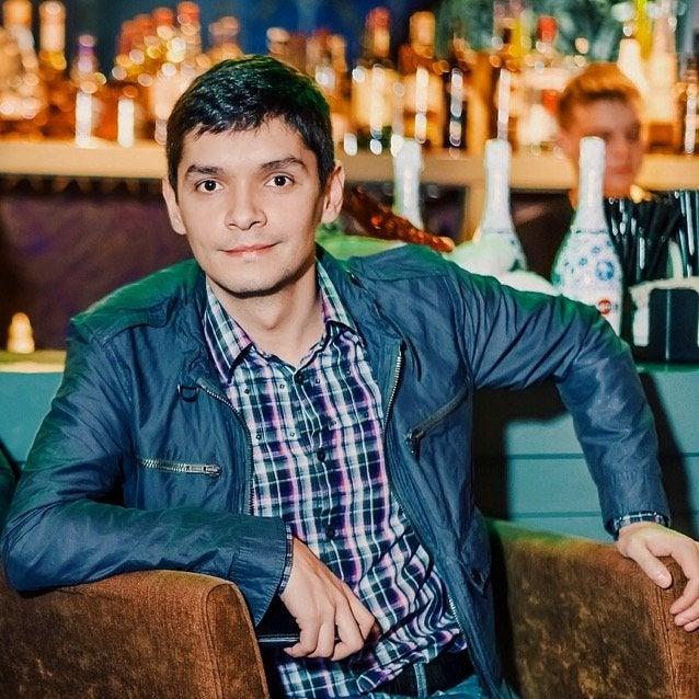 Евгений Белкин