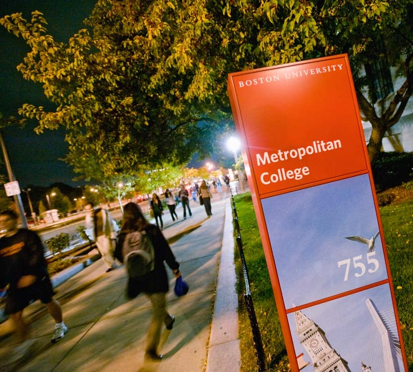 Boston University Metropolitan College (METBU)